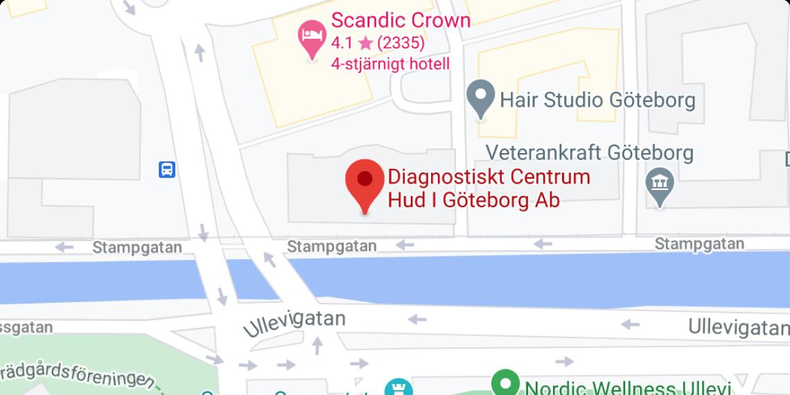 bild på karta